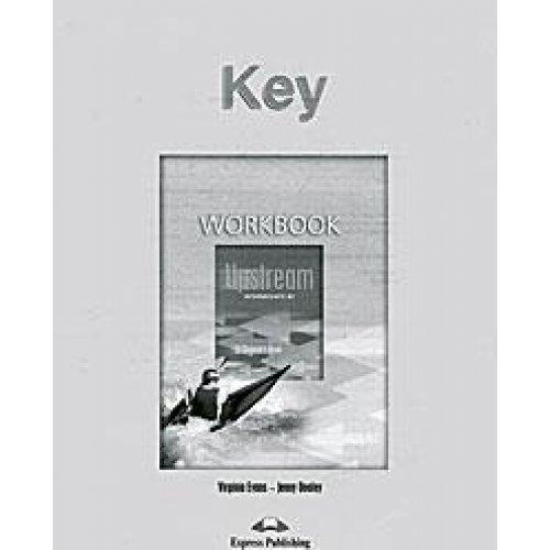 9781844660650: Upstream Intermediate B2 Workbook Key (Old)