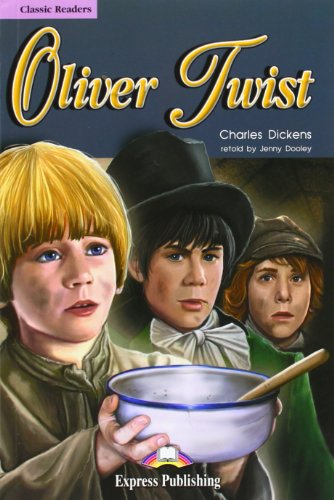 9781844661121: Oliver Twist Set with CD