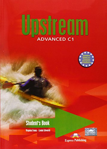 9781844661503: Upstream Advanced C1 Student's Book (Old)