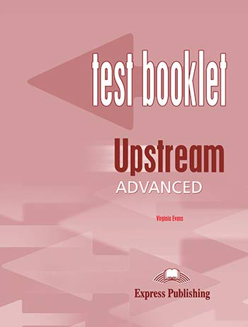 9781844661718: Upstream Advanced C1 Test Booklet with Key