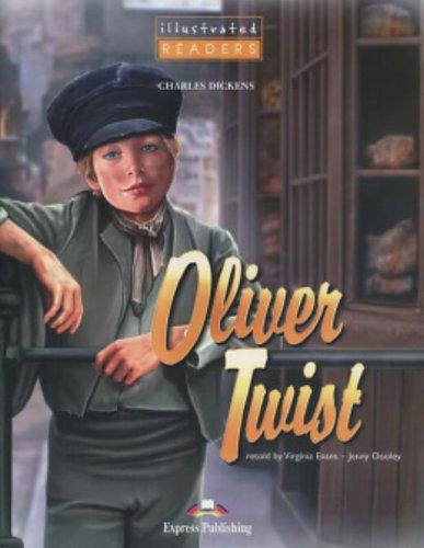 9781844662166: Oliver Twist Illustr. with CD