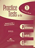 9781844662746: Practice Tests for the PET Teacher's Book