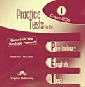 9781844662807: Practice Tests for the PET Class Audio CDs