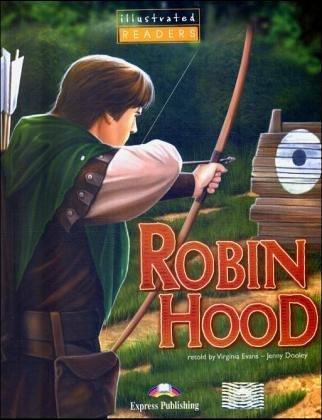 9781844663019: Robin Hood Reader