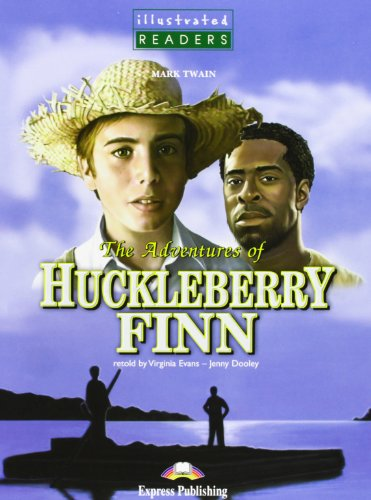 9781844663309: The Adventures of Huckleberry Finn with CD
