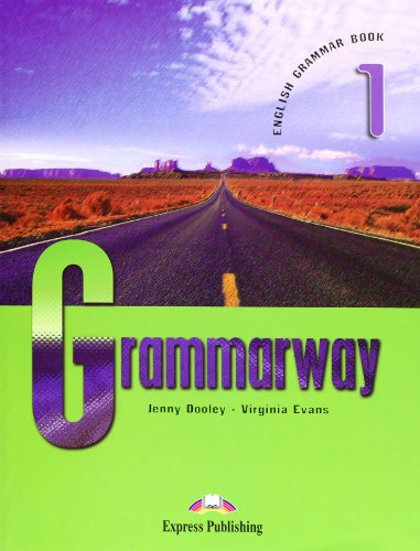 9781844665945: Grammarway 1 Student's Book: 1
