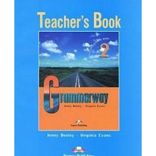 Grammarway 2 Teacher's Book: 2: Jenny Dooley; Virginia