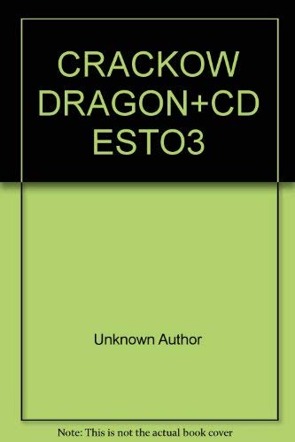 9781844667352: The Cracow dragon. Pupil's book. Con CD Audio
