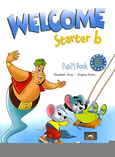 9781844668724: Welcome Starter B Pupil's Book