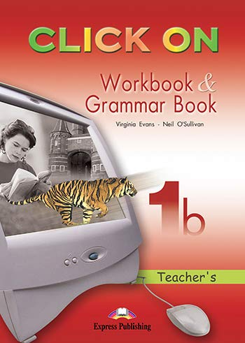 Click on 1b Workbook & Grammar Book Teacher's (1844669211) by Evans, Virginia; Dooley, Jenny