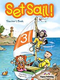 9781844669233: Set Sail! 3 Teacher's Book
