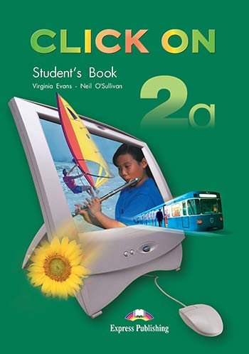 9781844669400: Click on 2a Student's Book