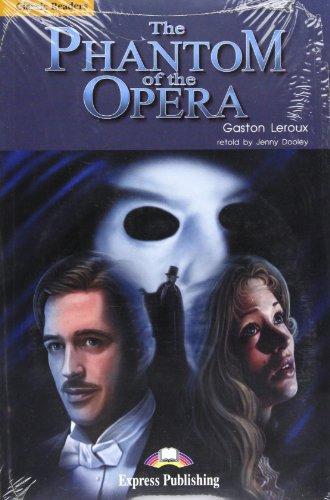 9781844669639: Phantom Opera (+ CD Audio)