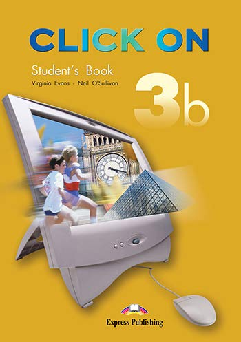 9781844669929: Click on 3b Student's Book
