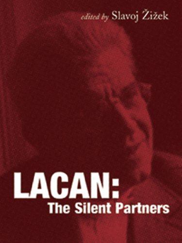 9781844670635: Lacan: The Silent Partners (Wo Es War Series)