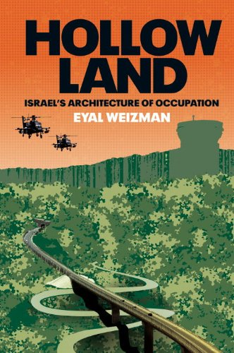 9781844671250: Hollow Land: Israel's Architecture of Occupation