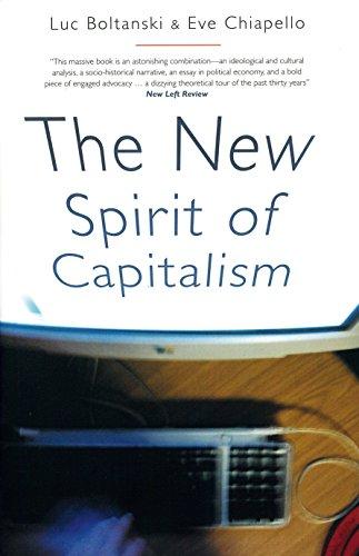 9781844671656: The New Spirit of Capitalism