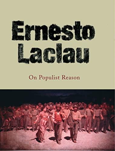 9781844671861: On Populist Reason