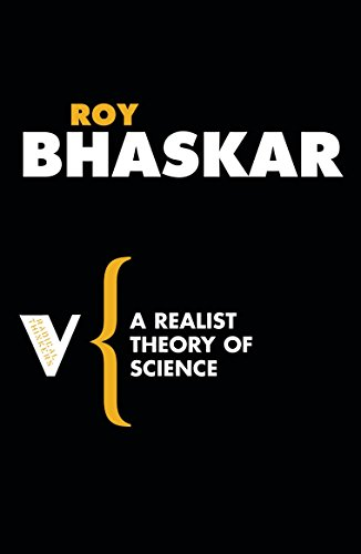 9781844672042: Realist Theory of Science (Radical Thinkers)