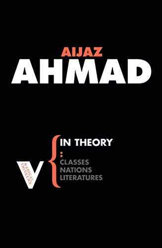 9781844672134: In Theory: Nations, Classes, Literatures (Radical Thinkers Series 3)