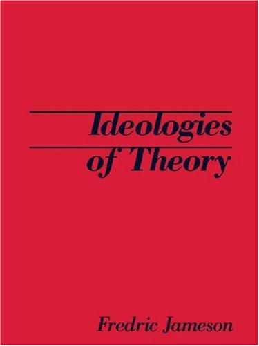 9781844672769: Ideologies of Theory