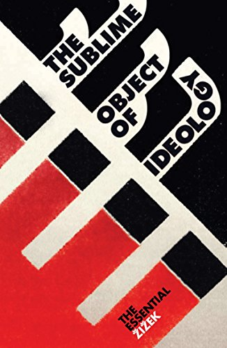9781844673001: The Sublime Object of Ideology (The Essential Zizek)