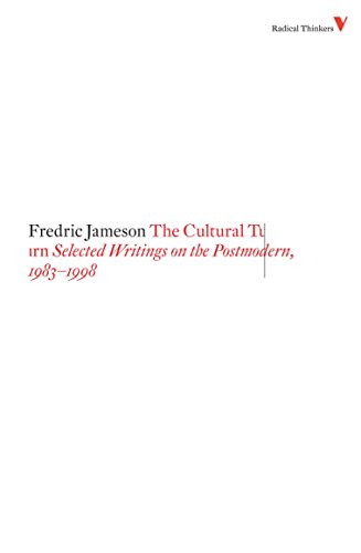 9781844673490: The Cultural Turn: Selected Writings on the Postmodern, 1983-1998 (Radical Thinkers)