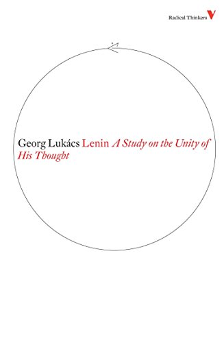 9781844673520: Lenin: A Study on the Unity of His Thought (Radical Thinkers)