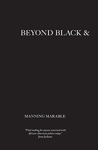 9781844673834: Beyond Black and White: Transforming African-American Politics
