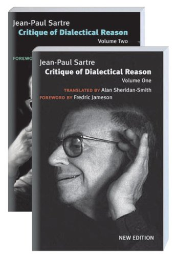 9781844673957: Critique of Dialectical Reason, Vols. 1 and 2