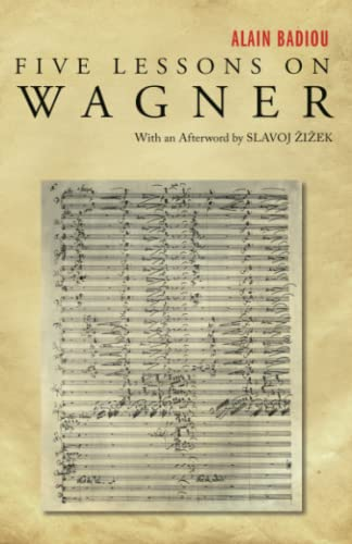 9781844674817: Five Lessons on Wagner