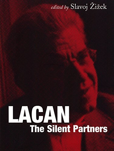 9781844675494: Lacan: The Silent Partners (Wo Es War Series)