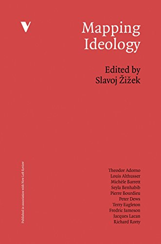 9781844675548: Mapping Ideology (Mappings Series)