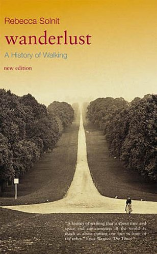 9781844675586: Wanderlust: A History of Walking