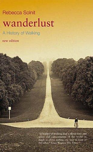 9781844675586: Wanderlust: A History of Walking