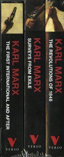 Marx's Political Writings: Marx, Karl