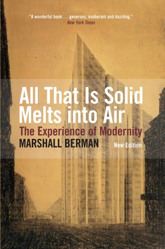 9781844676446: All That is Solid Melts Into Air: The Experience of Modernity