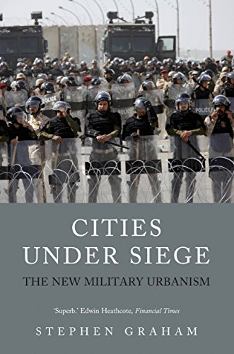 9781844677627: Cities Under Siege: The New Military Urbanism