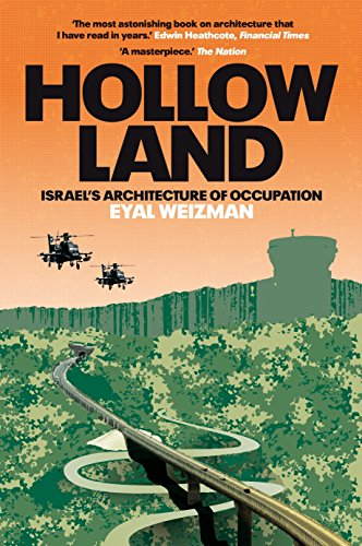 9781844678686: Hollow Land: Israel's Architecture of Occupation