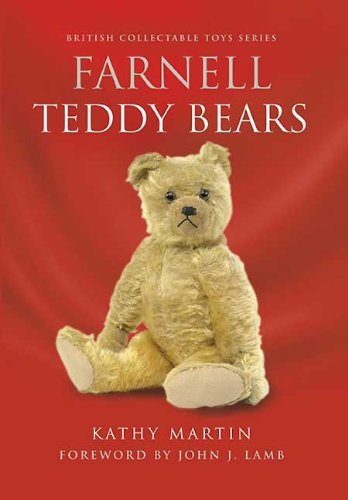 9781844680665: Farnell Teddy Bears (British Collectable Toys Series)