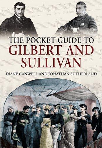 Gilbert and Sullivan: Diane Canwell; Jonathan