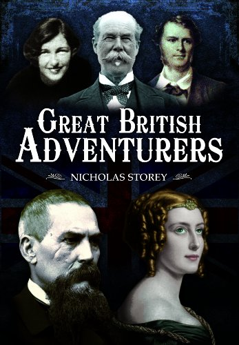 9781844681303: Great British Adventurers