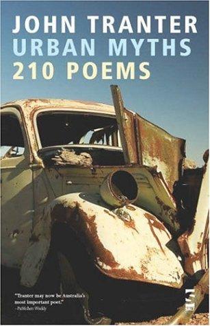 9781844712526: Urban Myths (Salt Modern Poets)