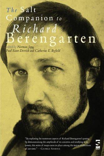 9781844717521: The Salt Companion to Richard Berengarten