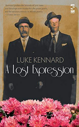 9781844718757: A Lost Expression (Salt Modern Poets)