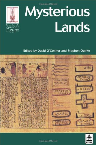 9781844720040: Mysterious Lands (Encounters with Ancient Egypt)