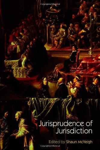 9781844720323: Jurisprudence of Jurisdiction (UCL)
