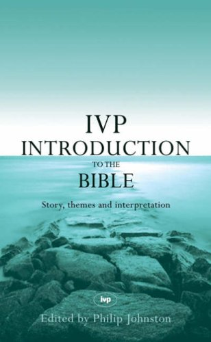 9781844741540: The IVP Introduction to the Bible
