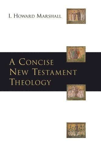 9781844742899: A Concise New Testament Theology