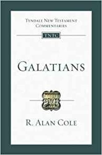 9781844742950: Galatians: An Introduction and Commentary (Tyndale New Testament Commentaries)